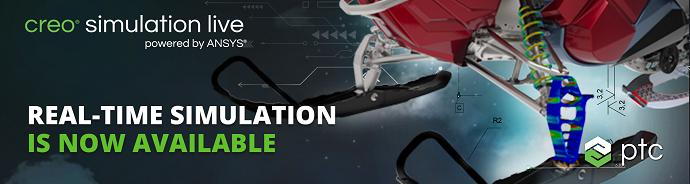 Creo Simulation Live – Simulering i realtid!